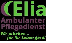 Pflegedienst Elia Logo